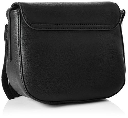 Saddle Schwarz Femmes Tamaris épaule Portés Sacs 098 Comb Black Prima Noir Bag 5wq18