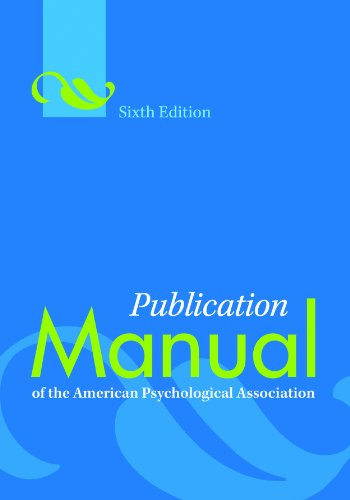 publication-manual-of-the-american-psychological-association-sixth-edition