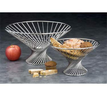 American Metalcraft (FR12) 12'' Stainless Steel Whirly Basket