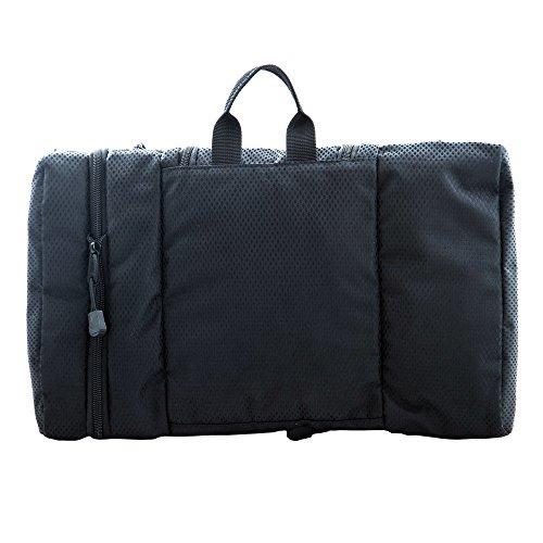 FLASH PURCHASE Premium Travel Kit: Hanging Toiletry Bag, Dopp Kit / Unisex... - 41%2BoKQyKroL