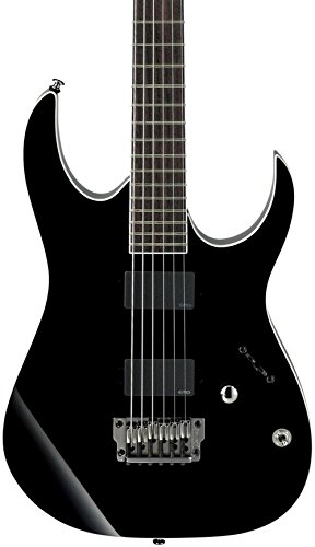 Ibanez RGIB6 Iron Label RG Baritone Series Electric Guitar Black