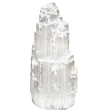 1pc The Chrysalis Stone CH301161 Selenite Skyscraper