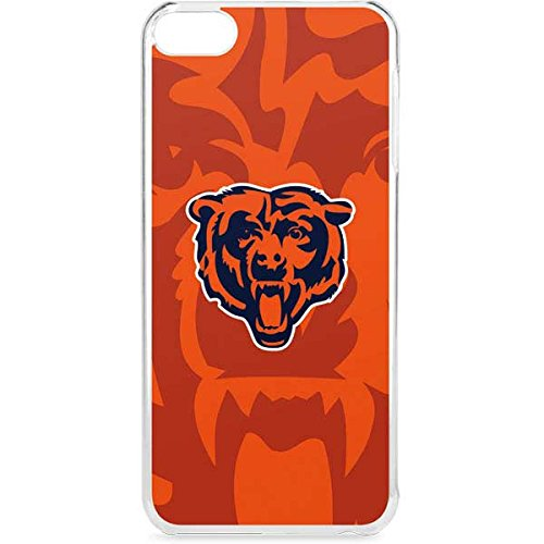 Skinit NFL Chicago Bears iPod Touch 6th Gen LeNu Case - Chicago Bears Double Vision Design - Premium Vinyl Decal Phone Cover