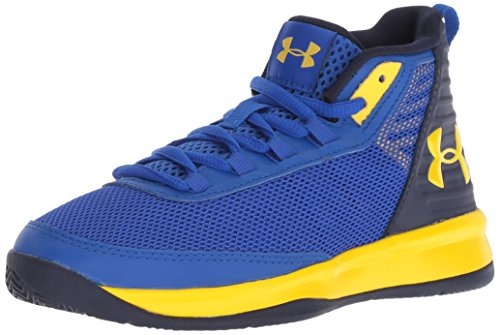 re School Jet 2018 Basketball Shoe, Team Royal (400)/Midnight Navy, 13K ()