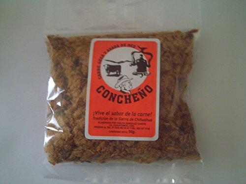 Machaca (Dry Beef Jerky) Paleo Diet Protein (Dry Beef)