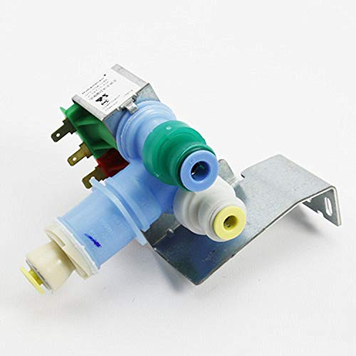 Refrigerator Water Valve that works with KitchenAid KSRS25FGWH04 by Refrigerator Parts