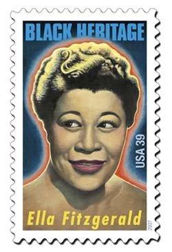 Ella Fitzgerald 20 X 39 Cent Us Postage Stamps 4120