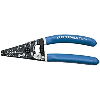 Klein Tools 11054 Wire Stripper and Cutter for 8-16 AWG Solid Wire and 10-18 AWG Stranded Wire