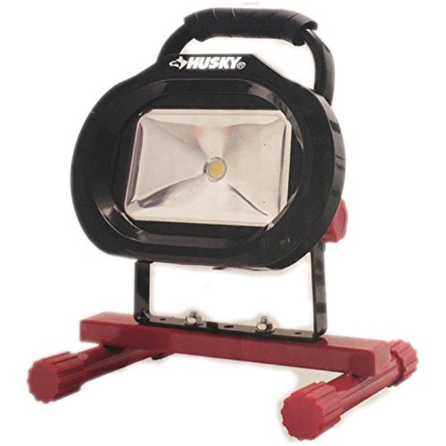 husky led 1500 lumen portable work light. Black Bedroom Furniture Sets. Home Design Ideas