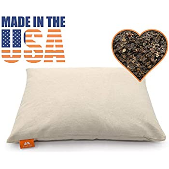 Amazon Com Beans72 Organic Buckwheat Pillow Japanese