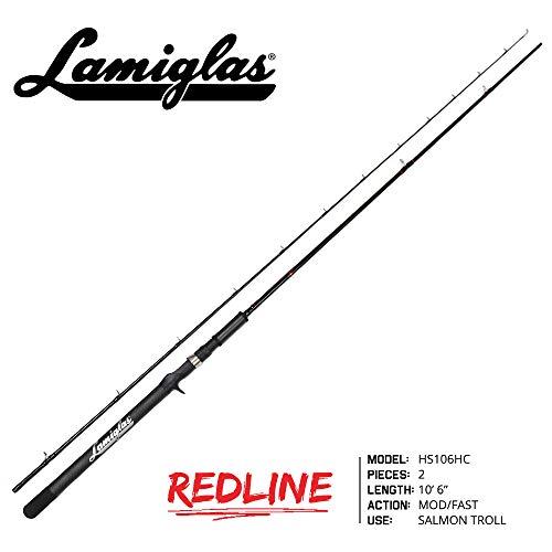 Lamiglas HS106HC Redline Series Rod (Rod Salmon Lamiglas)
