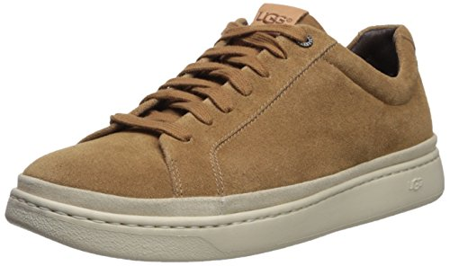 Chestnut Men's Low UGG Cali Lace Sneaker Xx1ww8qt