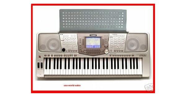 Amazon.com: BRAND NEW yamaha psr-2100 electronic digital keyboard/piano professional with free adapter: Home Audio & Theater