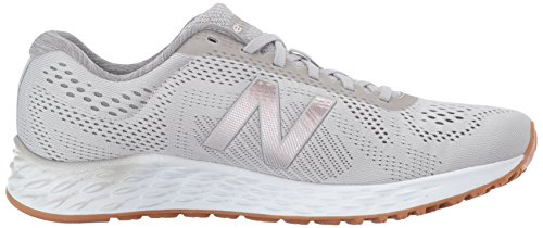 New Balance Damen Fresh Foam Arishi Laufschuhe Light Grey