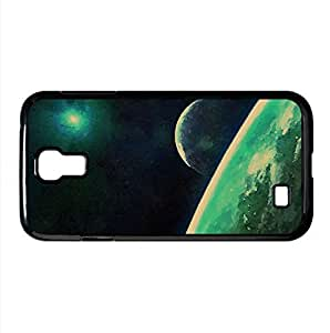 Planets Universe 13 Watercolor style Cover Samsung Galaxy S4 I9500 Case