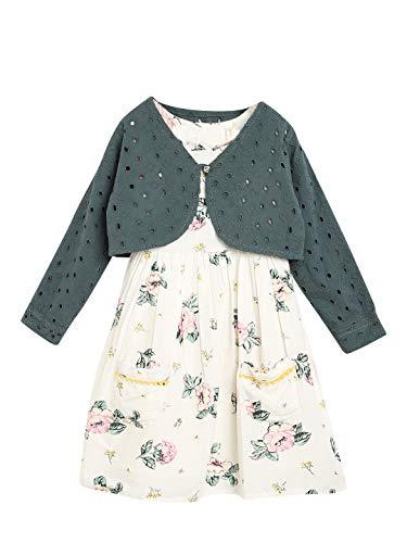 Bella Moda Baby Girl #39;s Rayon Knee Length Dress