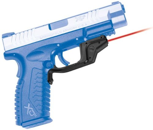 Crimson Trace LG-448 Laserguard Red Laser Sight for Springfield Armory XD and XD(M) Pistols by Crimson Trace (Image #1)