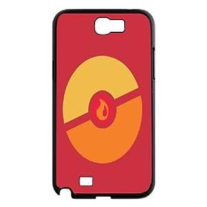 Pokeball Pokemon Pikachu Hard Snap phone case cover for Samsung Galaxy Note 2 N7100 case TSL134593