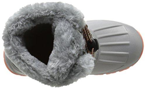 Pictures of Hi-Tec Avalanche JR Winter Boot (Toddler/ Orange/Grey 2