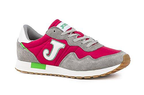 Adulto 367 Zapatos GRIS Unisex Rojo Libre Men C 606 ROJO Polideportivas al Gris Joma Aire pwqZ757