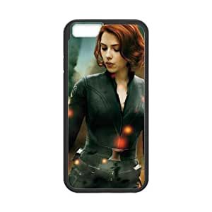 Black Widow iPhone 6 4.7 Inch Cell Phone Case Black VC952981