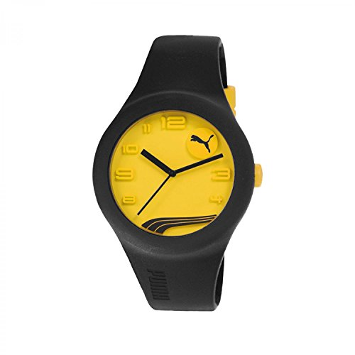 PUMA Time Neon Wristwatch for women Silicone strap