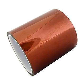 Kapton 100 mm 10 cm Longitud 33 MT metri cinta adhesiva resistente ...