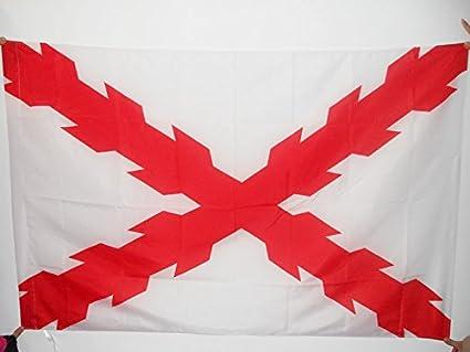 AZ FLAG Bandera del DUCADO DE BORGOÑA 150x90cm para Palo - Bandera DUCHÉ DE Bourgogne - Francia 90 x 150 cm: Amazon.es: Hogar