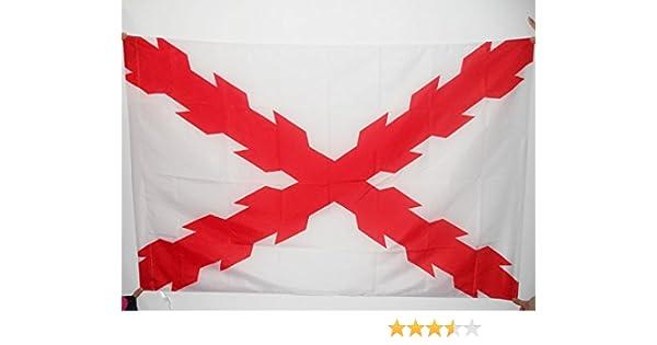 AZ FLAG Bandera del DUCADO DE BORGOÑA 150x90cm para Palo - Bandera ...