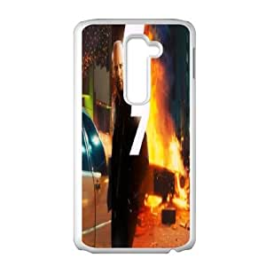 ZK-SXH - fast and furious 7 Brand New Durable Cover Case Cover for LG G2,fast and furious 7 Cheap Phone Case