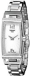 Tissot Women's T0373091103701 Analog Display Quartz Silver Watch