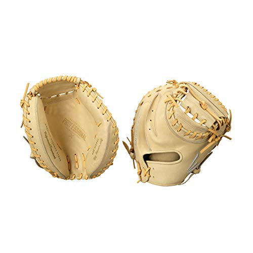 Easton Professional Collection Baseball Glove, Right Hand Throw, 33.5