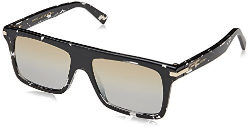 Sunglasses Marc Jacobs Marc 186 /S 09WZ Havana Black Crystal / 9F ltgray goldvsp - Mens Sunglasses Jacobs Marc