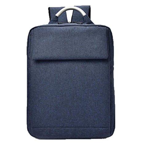 De Backpack Blue Hombro De Hombres Manera Computadora De Bolso La La Ocasionales Los Del 7wzqg