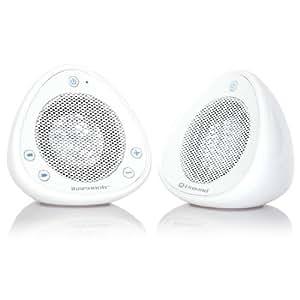iHarmonix QM-QI-SOUND-WH Bluetooth Speakers - Retail Packaging - White