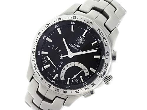 Tag Heuer Link Quartz Male Watch CJF7110.BA0592 (Certified Pre-Owned)