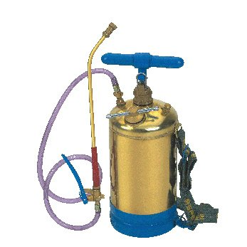 Gardenerz Paradise Brass Marut Hand Compression Sprayer (6 L)
