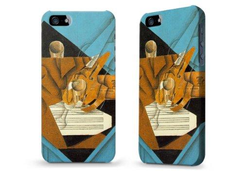 """Hülle / Case / Cover für iPhone 5 und 5s - """"Violin"""" von Juan Gris"""
