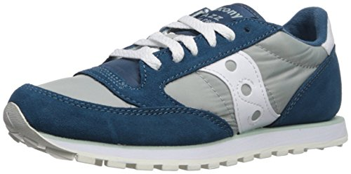 buy cheap latest low shipping fee online Saucony Women's Jazz Low Pro Running Shoe Blue/White outlet purchase sale store buy cheap largest supplier tQyFXs