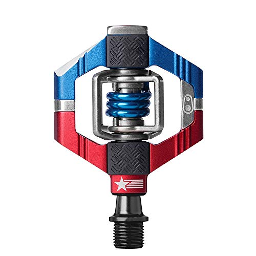 CRANKBROTHERs Crank Brothers Candy 7 Pedals Red/Blue USA, One -