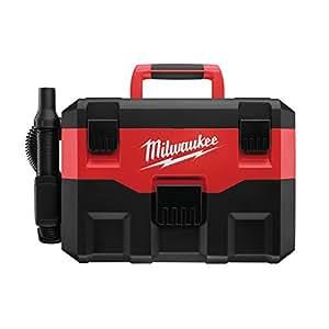 Milwaukee M18VC-0 - Aspiradora en seco y húmedo (18 voltios)