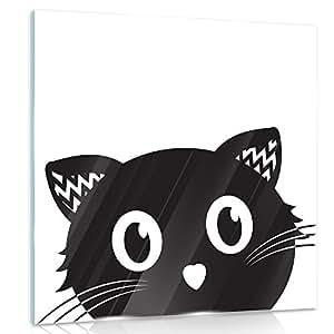 Delester Design gt10996g4 de Dibujo de Gato para niños