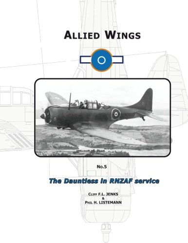 Profile Wing Air (The Dauntless in RNZAF Service (Allied Wings) (Volume 5))