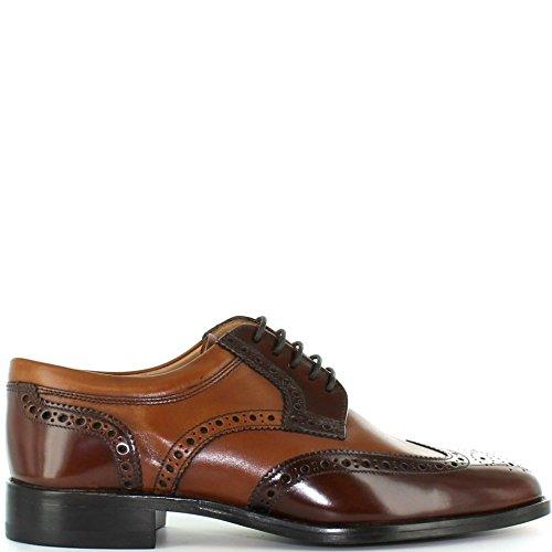 homme noir Brown de lacets Loake Noir Chaussures pour ville à Z6xYq8