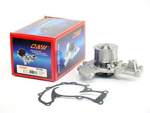 OAW IS1440 Engine Water Pump for Isuzu Honda Acura 3.2L 3.5L 6VD1 6VE1 1998 - 2004 -