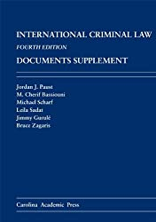 International Criminal Law Documents Supplement: Fourth Edition
