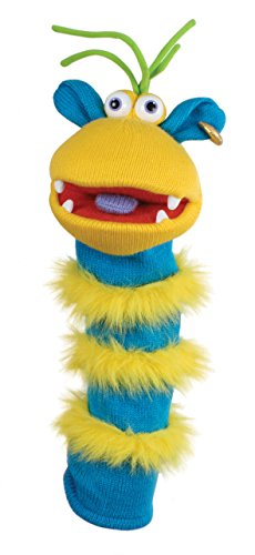 The Puppet Company Sockettes Ringo Monster Hand Puppet