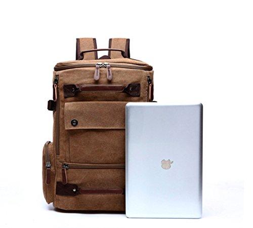 Multifunctional Hjfbw Bag Men Outdoor Capacity Backpack Large Duffel Bag Multifunctional New RxBwBq5TZf