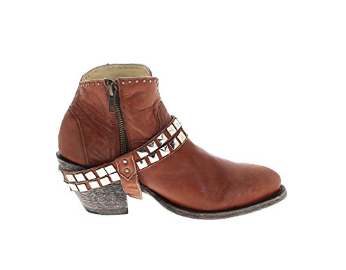 Fb Mode Støvler Hestestald Støvler Støvler G1400 Tan / Kvinder Ankelstøvle Brun / Damer Sko / Damer Støvler Tan RdE0Arzf
