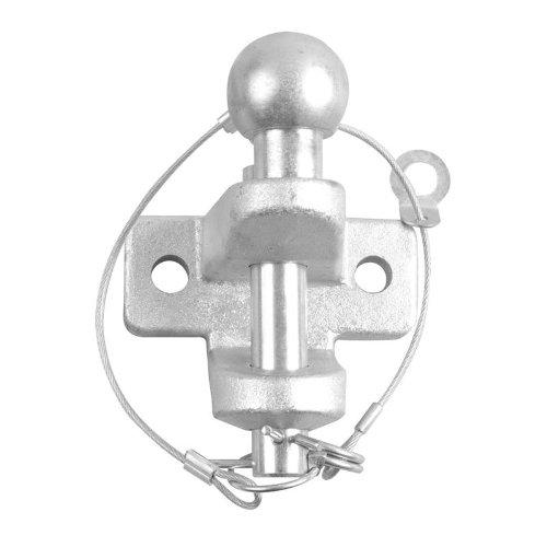 APT Enganche para Remolque (Bola/Boca de Enganche, Modelo Doble) PAT